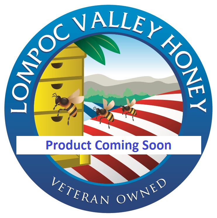 100% Pure Raw Honey, 16oz – Lompoc Valley Honey
